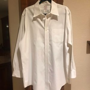 Brooks Brothers Traditional Relaxed Fit Shirt XL